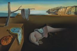 Salvador Dali, The Persistence of Memory, 1931. Photo courtesy MoMA