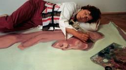 Maria Lassnig Studio