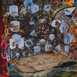 Pavel Zoubok Collage