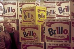 Andy Warhol Pop Art