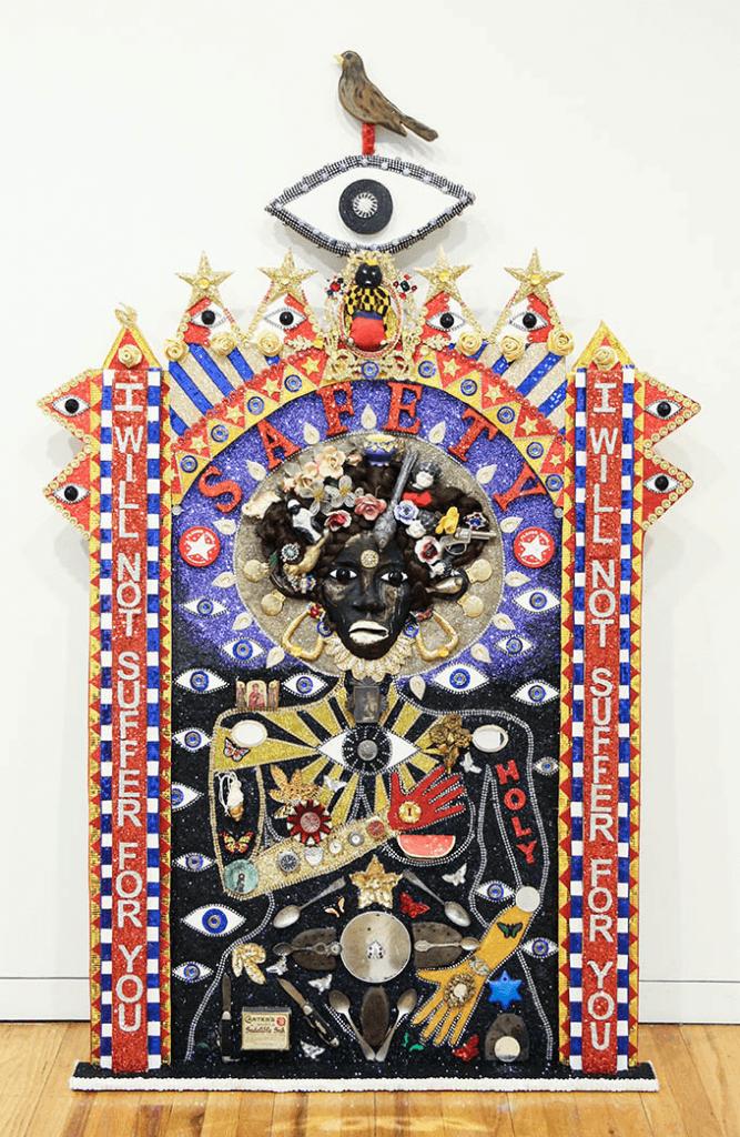 Vanessa German Collage