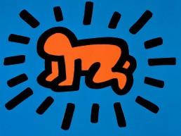 Keith Haring Pop Art