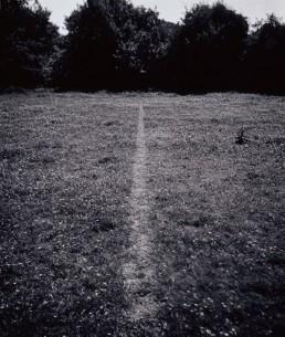 Richard Long, Land art