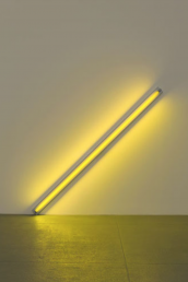 Dan Flavin, Light art