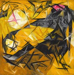Natalia Goncharova Art