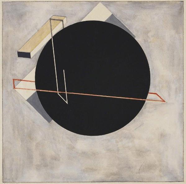 El Lissitzky Constructivism