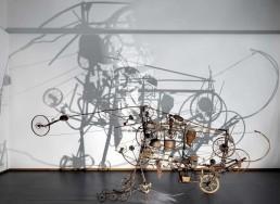 Kinetic art, Jean Tinguely