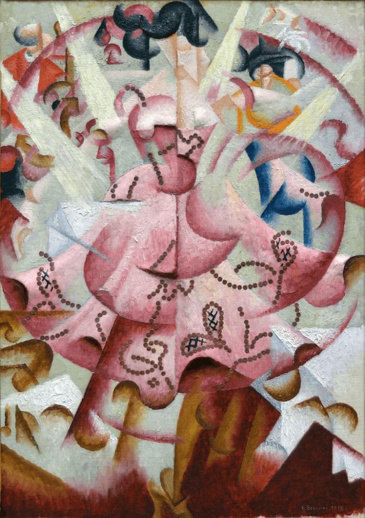 Gino Severini Futurism