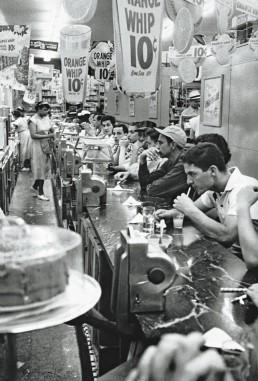 American photographers, Robert Frank