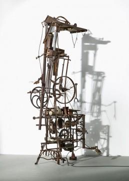 Jean Tinguely, kinetic art