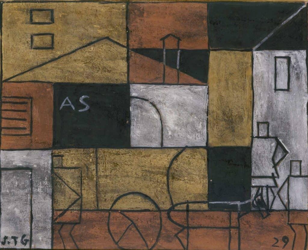 Joaquín Torres-García Art