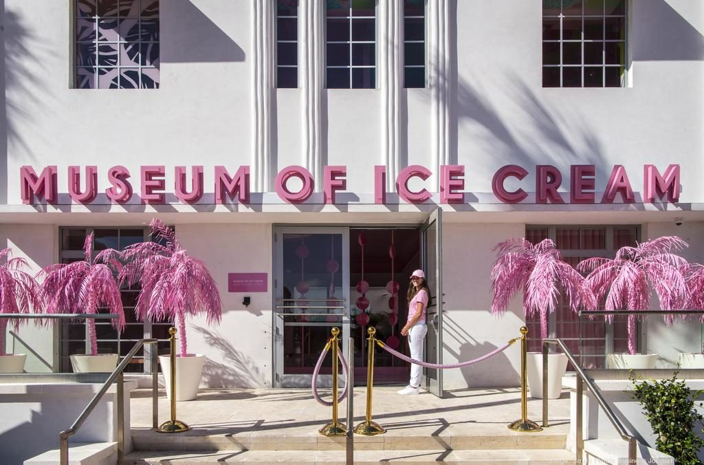 What is a museum. Museum of Ice Cream Miami