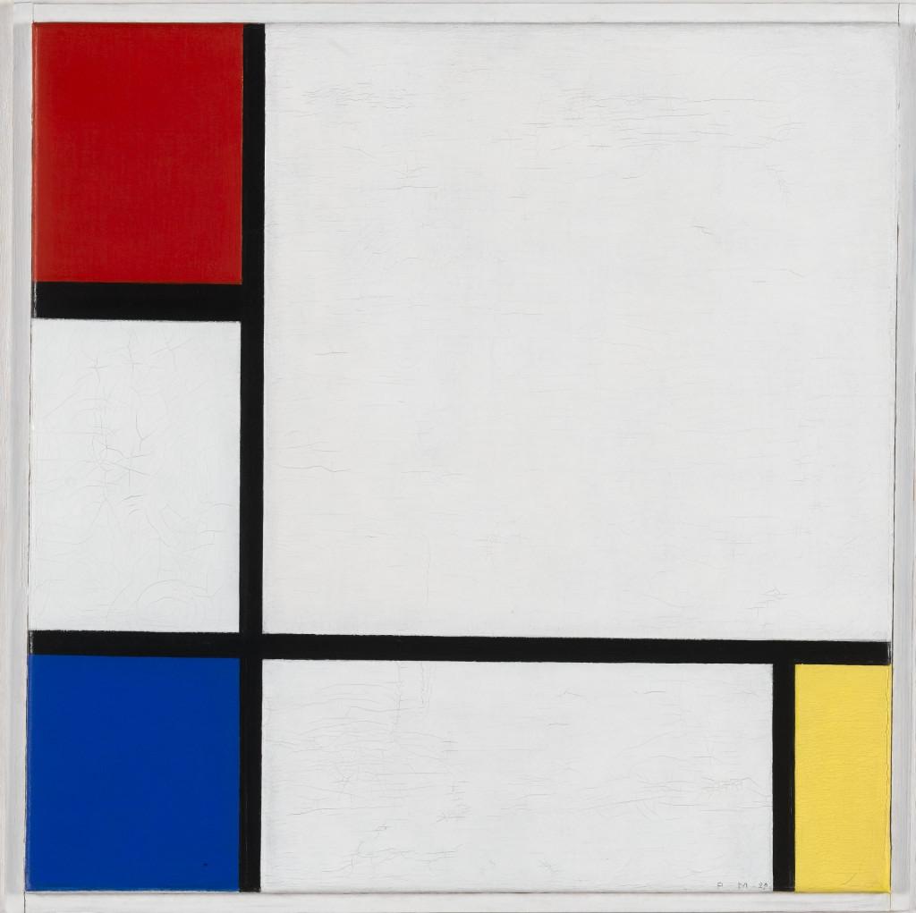 Mondrian De Stijl Art