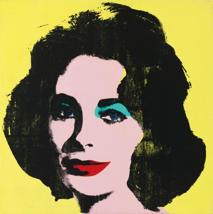 Andy Warhol printmaking