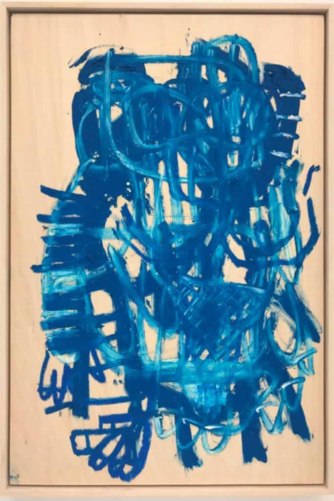 Anne-Lise Coste Blue Nude Women