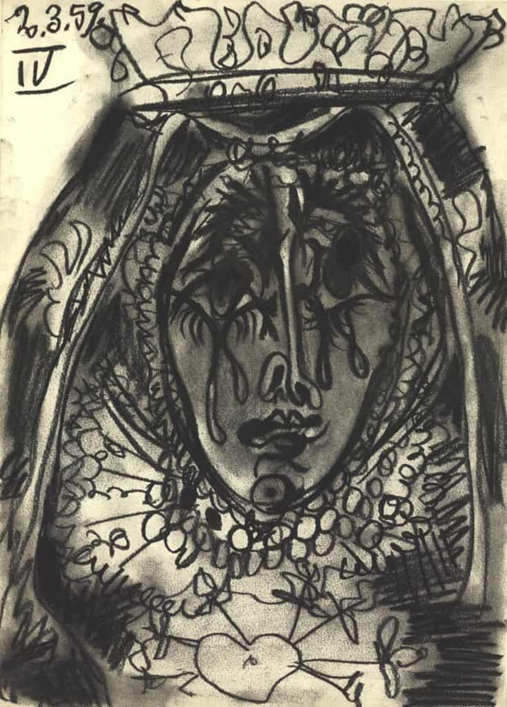 Picasso printmaking