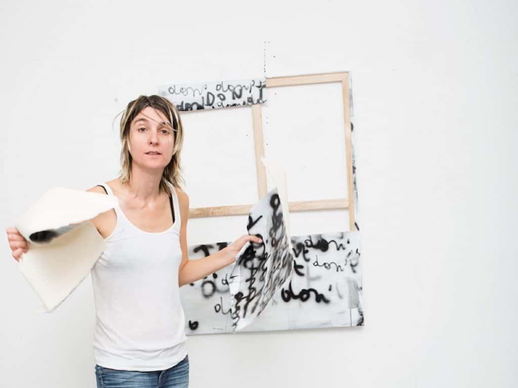 Anne-Lise Coste, Artist