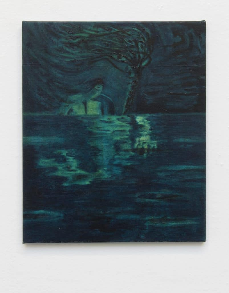 Kinga Bartis, No Rider, but wave counter (2019).