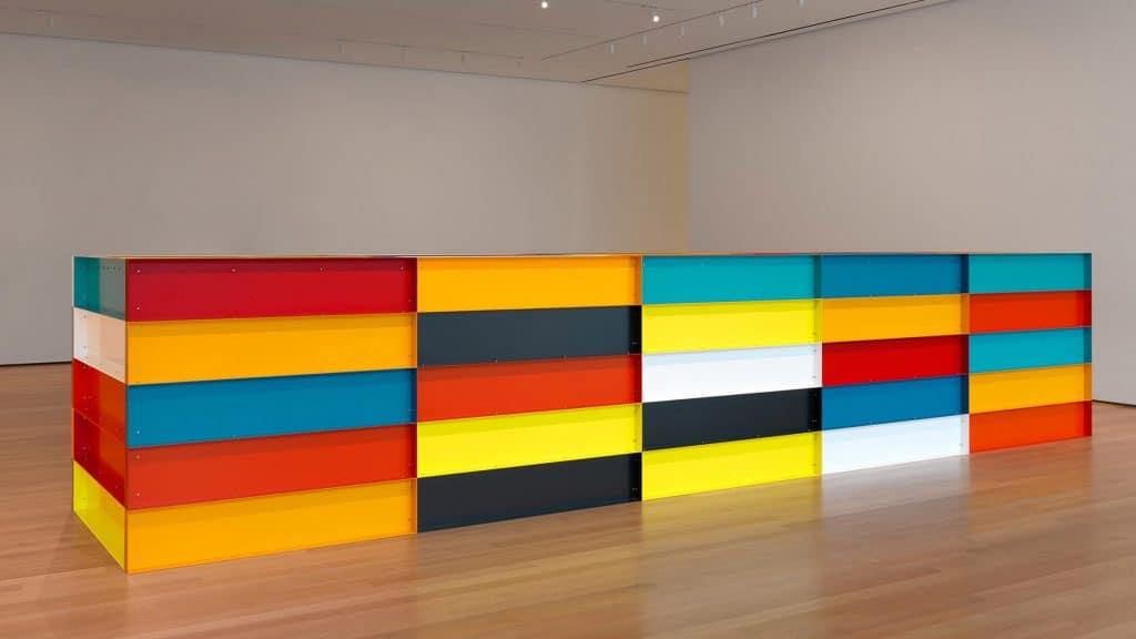 Donald Judd art