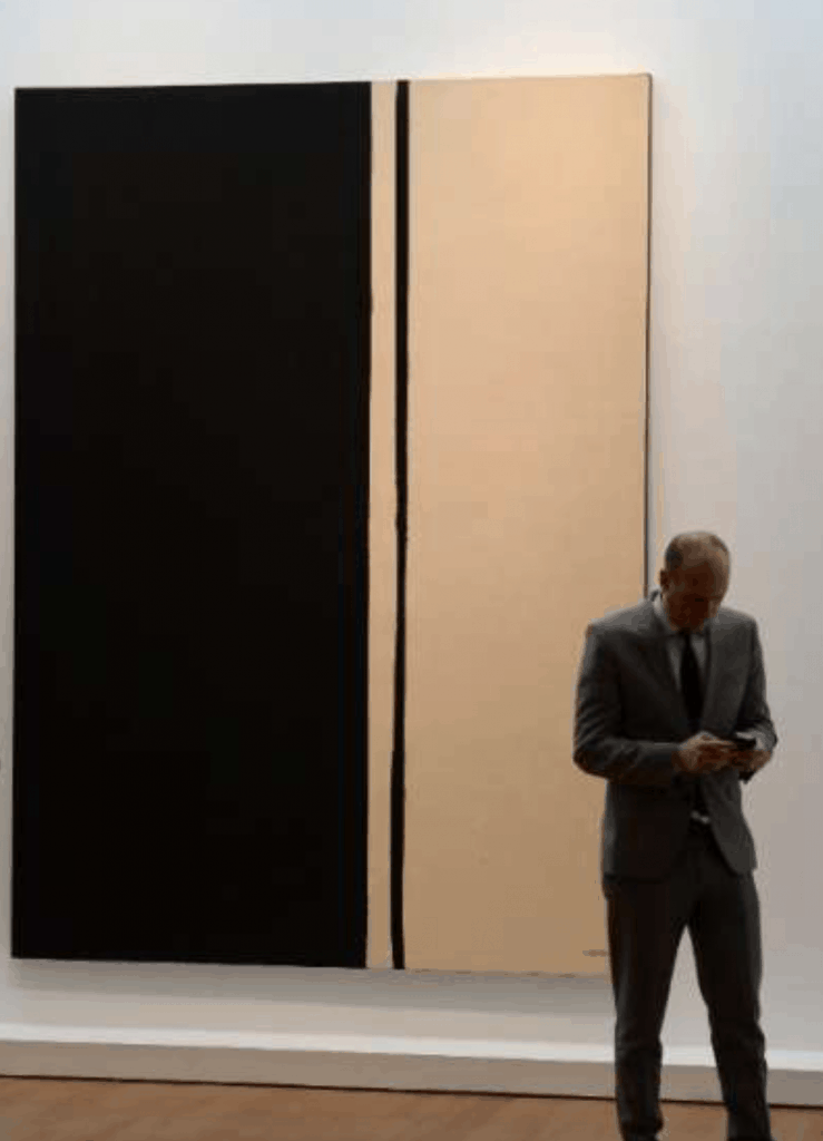 Most Expensive  Paintings, Newman