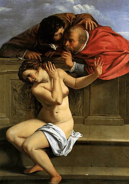 Artemisia Gentileschi art