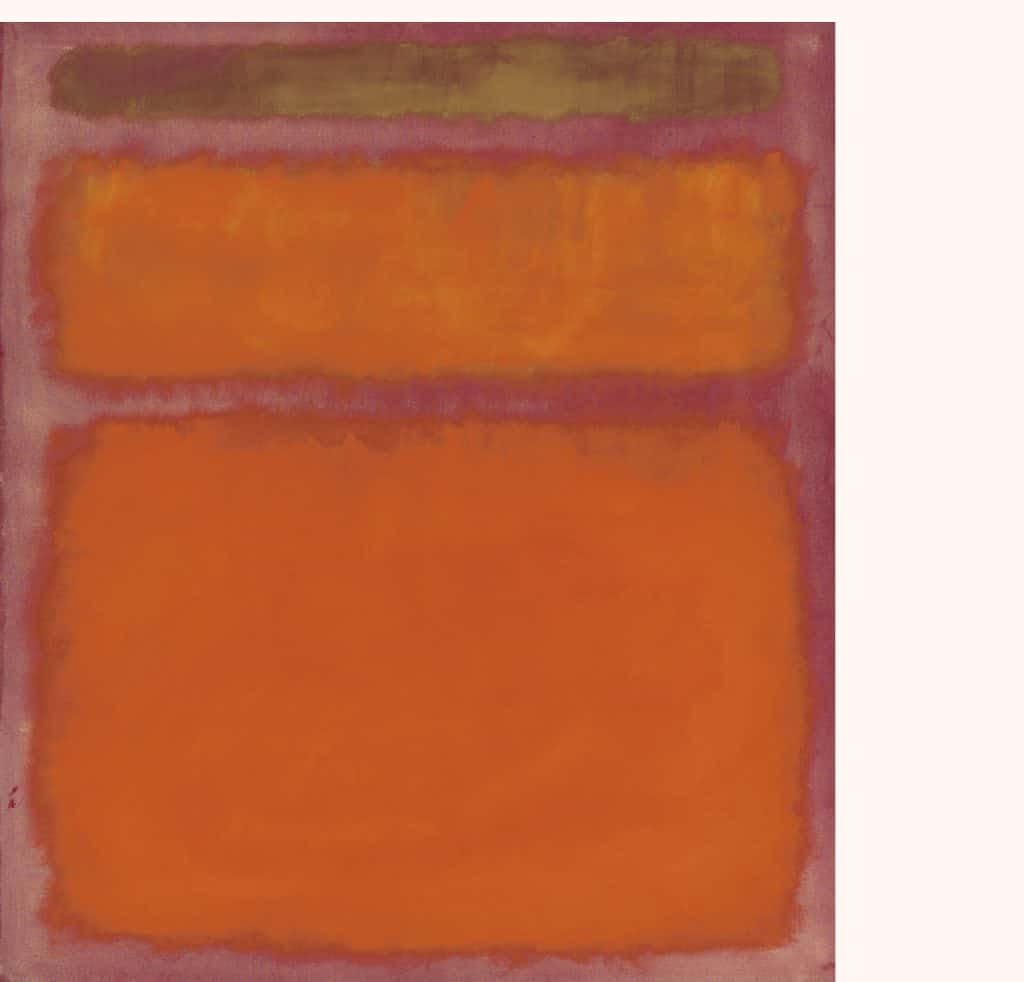 Most expensive paintings, Rothko