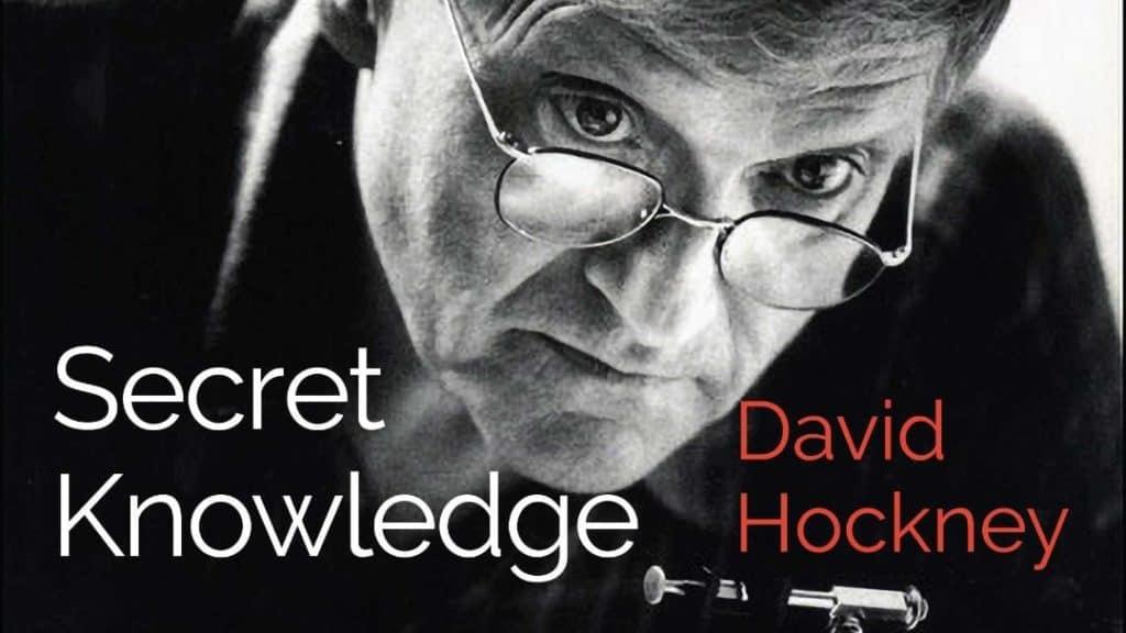 David Hockney, Secret Knowledge (2001)