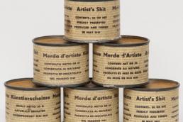 Piero Manzoni, Merda d'artista (Artist's shit)