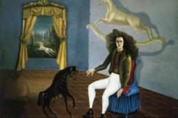 Leonora Carrington, Self Portrait (The Inn of the Dawn Horse)