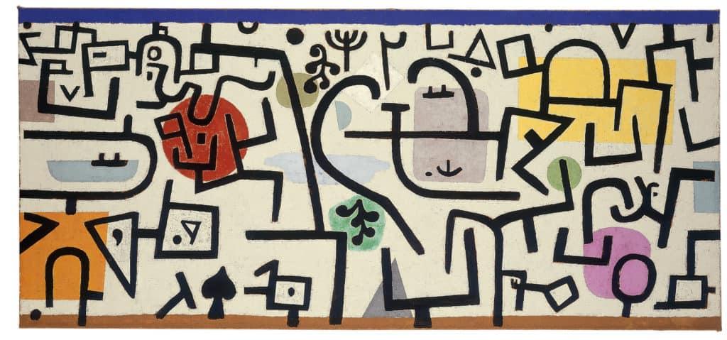 Paul Klee, Rich Harbour, 1938