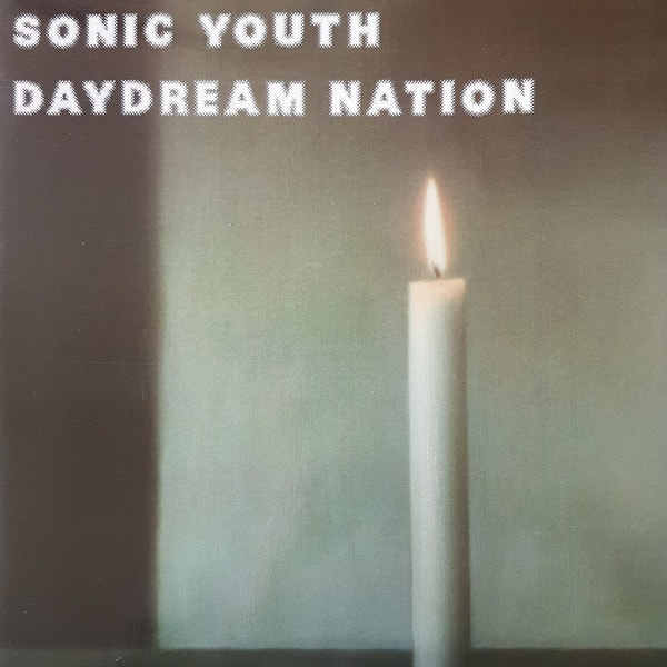 Sonic Youth's Daydream Nation album art features the work of Gerhard Richter