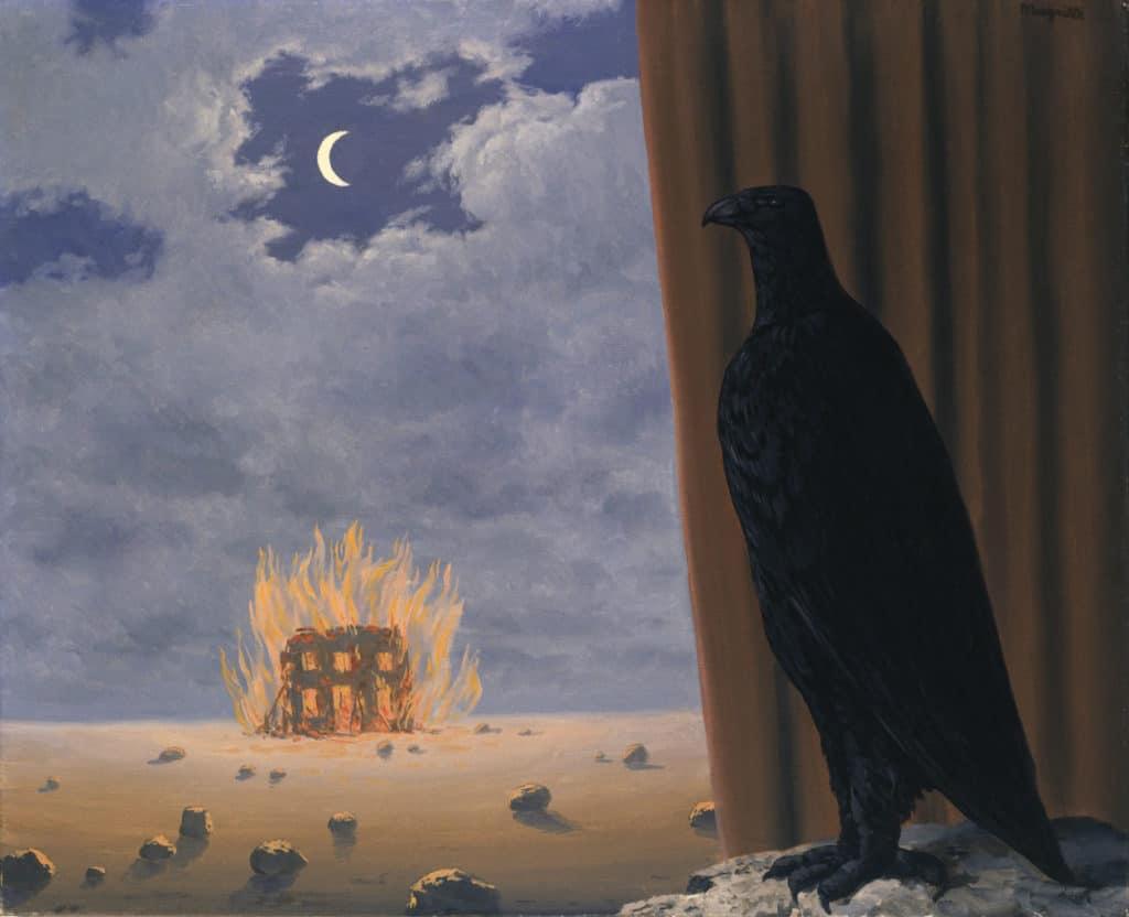 René Magritte, Gaspard de la Nuit, 1965