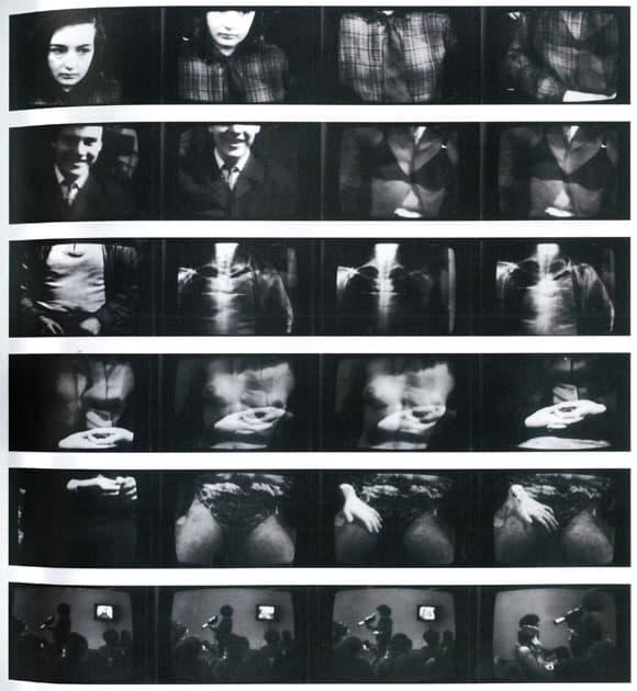 Mona Hatoum, Don't Smile You Are On Camera, 1980