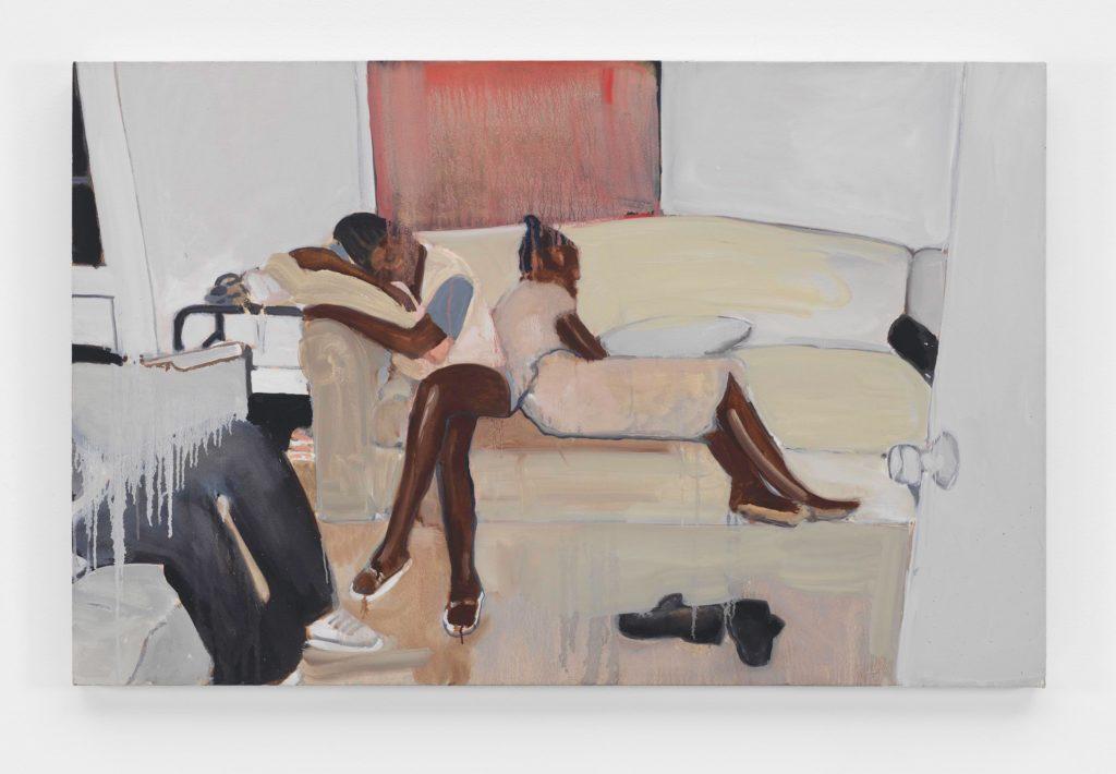 Noah Davis, Untitled, 2015.