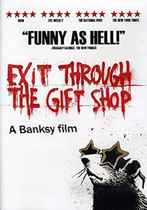 Exit Through the Gift Shop (2010). Watchlist