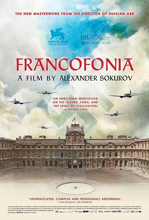 Francofonia (2015). Watchlist