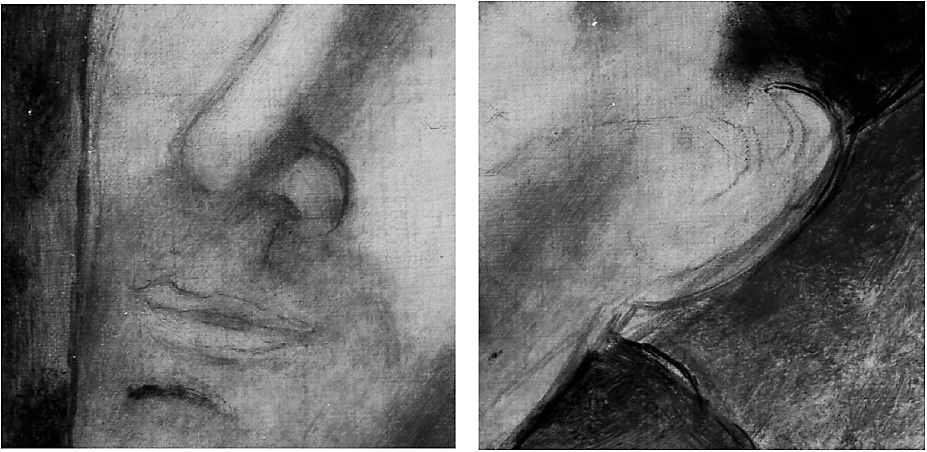 Modigliani Self-Portait
