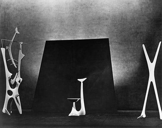 Noguchi's set for Graham's Hérodiade, 1944