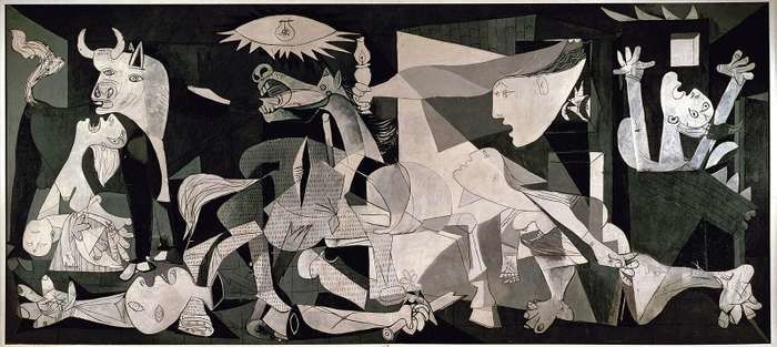 Picasso's 1937 Guernica