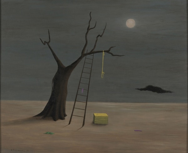 Gertrude Abercrombie, Charlie Parker's Favorite Painting, 1946.