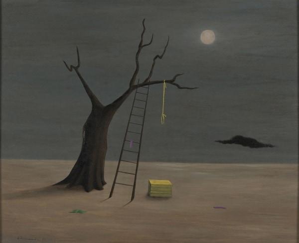 Gertrude Abercrombie, Charlie Parker's Favorite Painting, 1946.