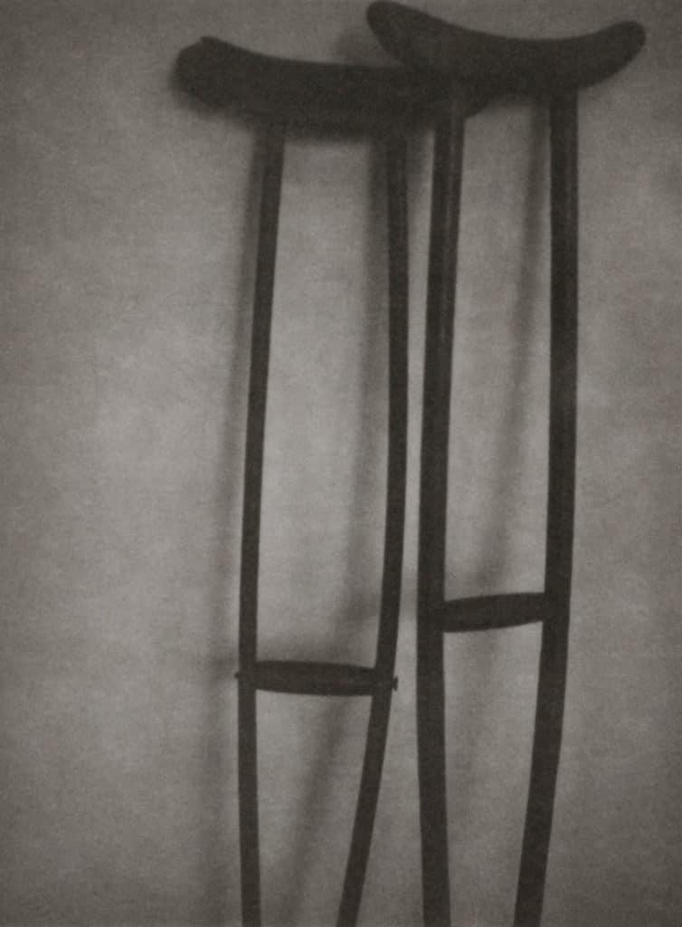 Patti Smith, Frida Kahlo's Crutches, Casa Azul, Coyoacán