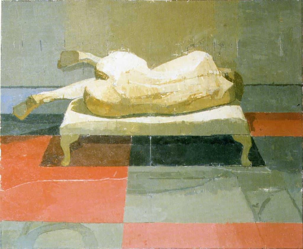 Euan Uglow, Jana, 1996-1997