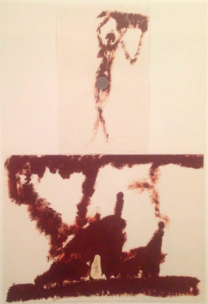 Joseph Beuys Braunkreuz