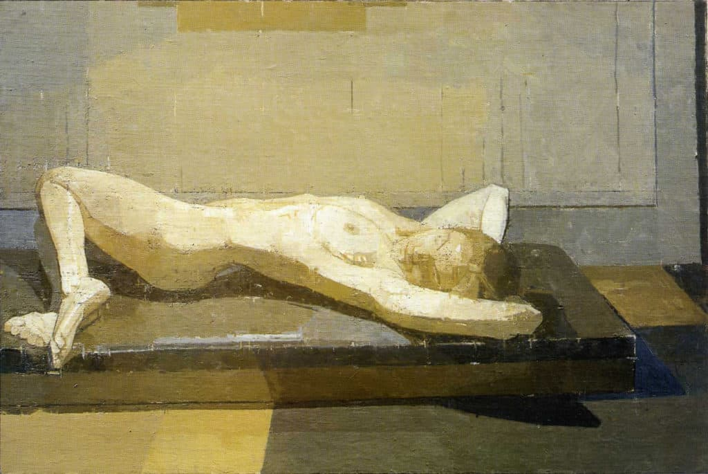 Euan Uglow, Propeller, 1994-1995