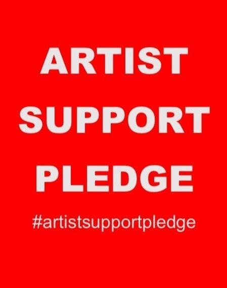 Matthew Burrows - Artist Support Pledge promotional image