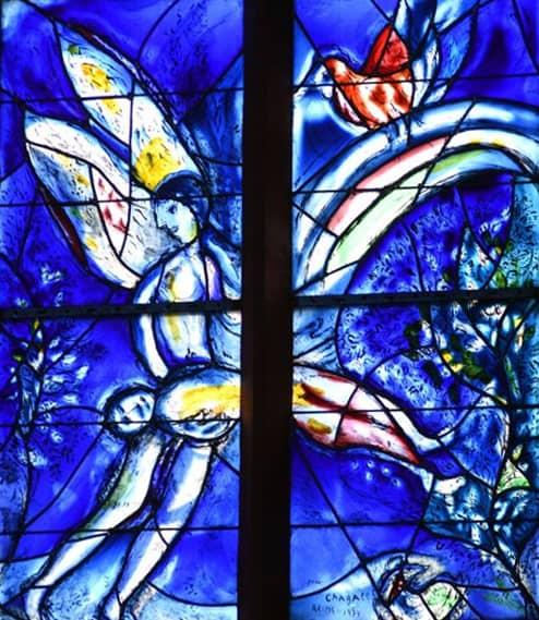 Marc Chagall - St. Stephan's Church - Mainz