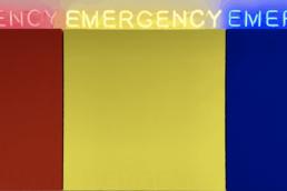 Deborah Kass - Emergency