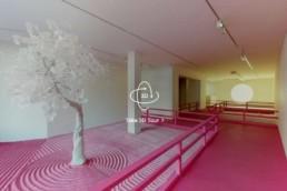 Daniel Arsham - Static Mythologies - 3D Exhibition Tour Artland at Galerie ron mandos.