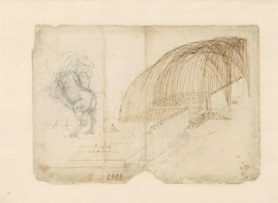 Leonardo da Vinci Codex Arundel